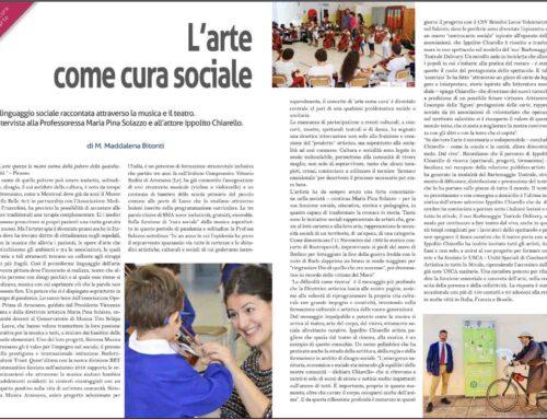 L'ARTE COME CURA SOCIALE